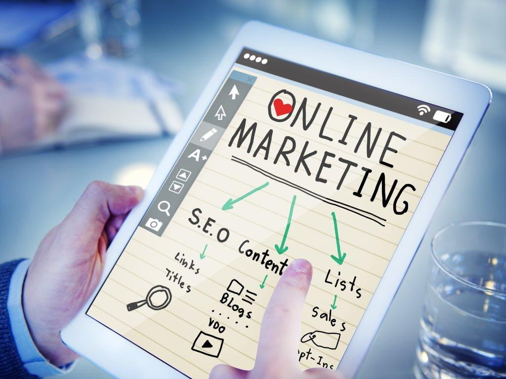 marketingul online