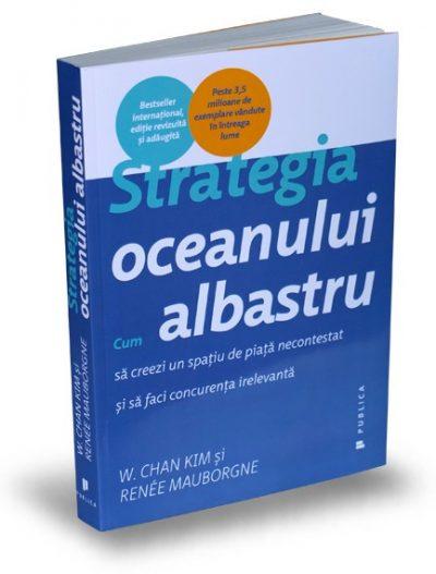 Strategia oceanului albastru concurența