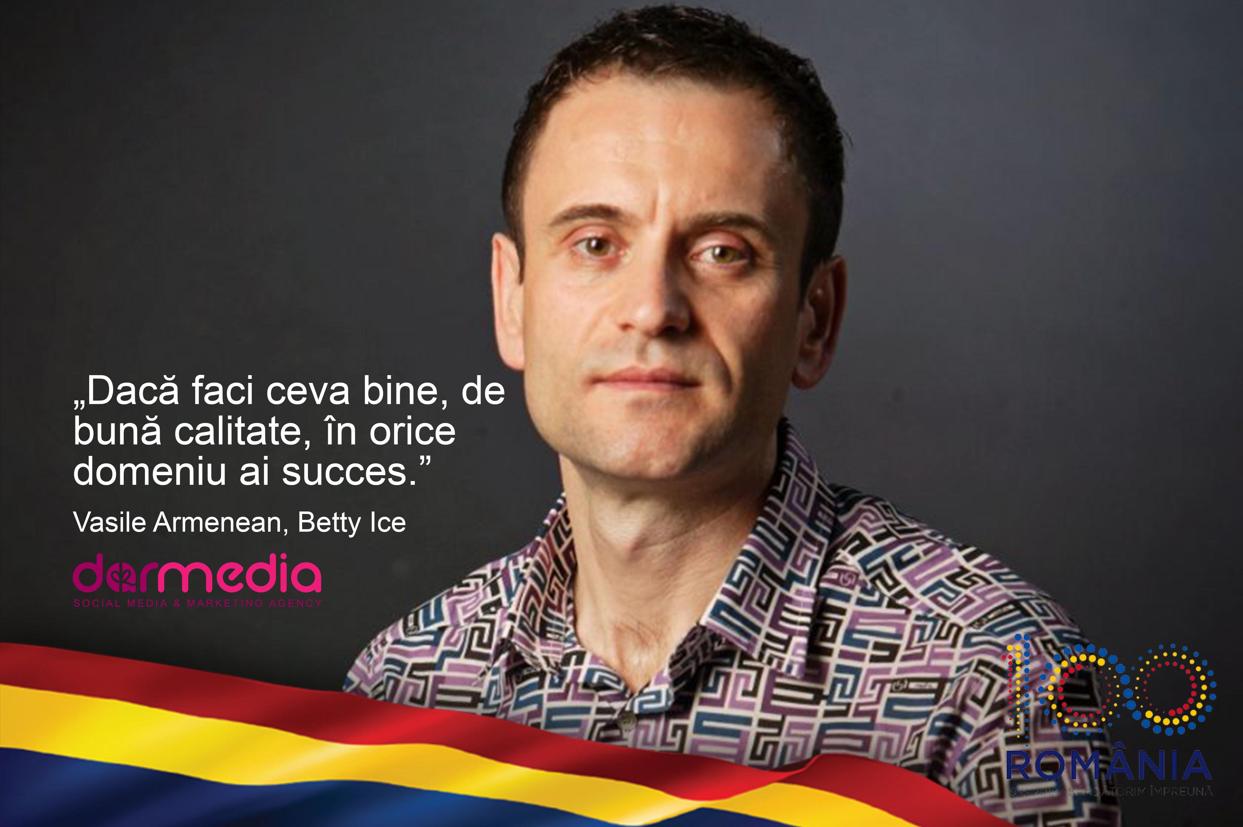 Vasile Armenean Betty Ice