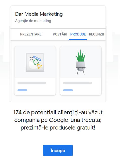 Adaugă caracteristici și atribute specifice profilului afacerii tale în Google my Business